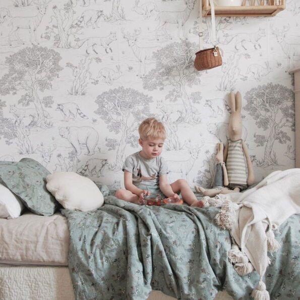 khloeandlove_animals_white_wallpaper_dekornik