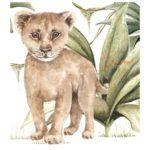 DEKO.NNM)little_lion