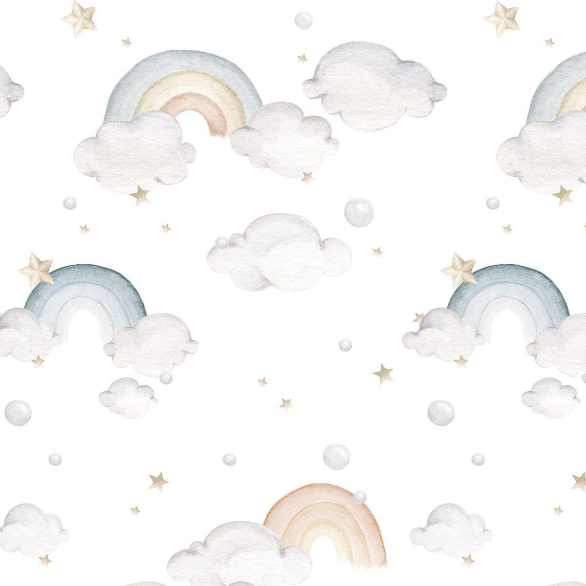Rainbows Wallpaper Dekornik Com Wallstickers And Wallpapers Store