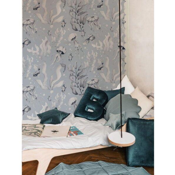 Magic-Of-The-Ocean-Creamy-Blue-Big-Wallpaper-dekornik2