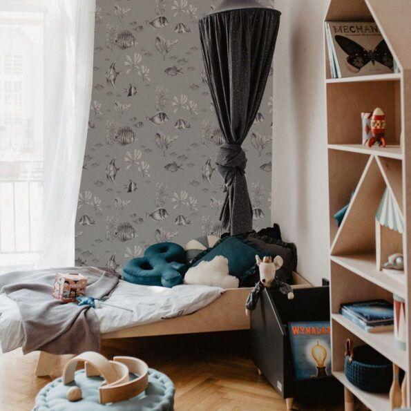 fish_b_w_wallpaper_dekornik