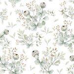 DEKO.TAP.178-(little clovers)-50×280