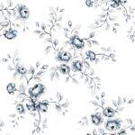 DEKO.TAP.180-(blue_roses_wallpaper)-50×280