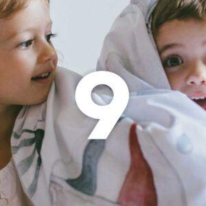 9 pokoików dziecięcych, dzięki którym ZNÓW UWIERZYSZ W MAGIĘ!