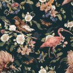 DEKO_TAP_202_tropical_birds_paradise_100x280_1122009920208